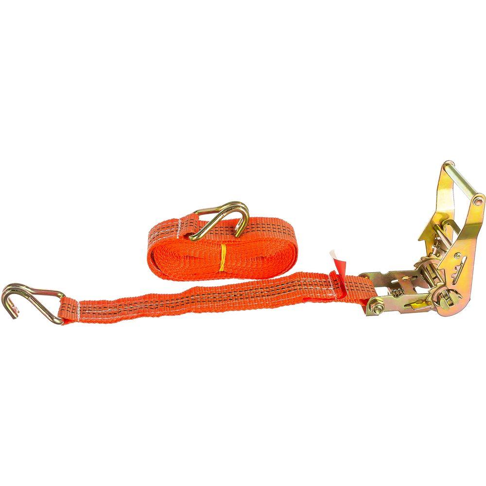 Багажный ремень с крюками 0.038 х 5 м STELS 54370
