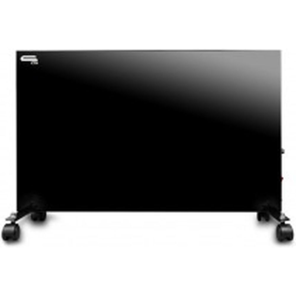 Нагревательная панель СТН черная 500 Вт с терморегулятором НЭБ-М-НСт 0,5 мЧк