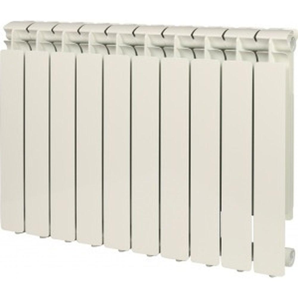Алюминиевый радиатор STOUT Bravo 500 10 секций боковое подключение SRA-0110-050010