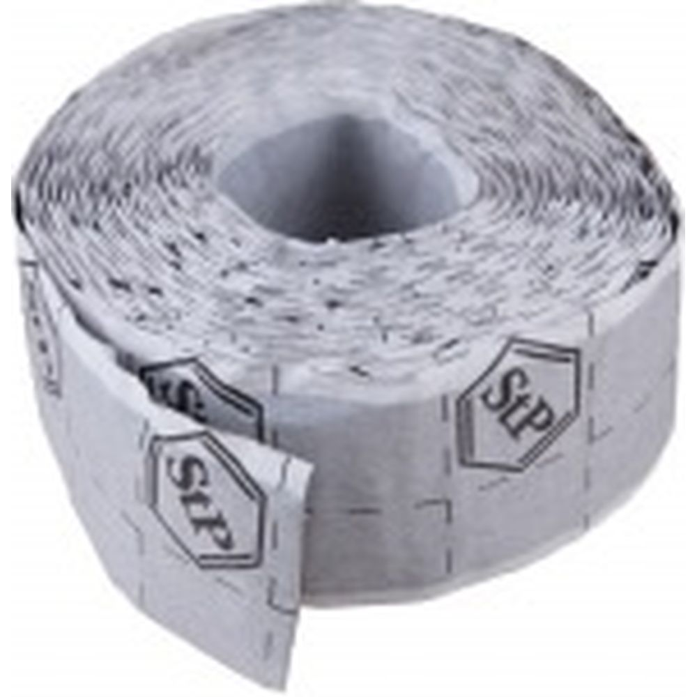 Вибродемпфирующая лента для строительного профиля STP NoiseBlock 70 46265