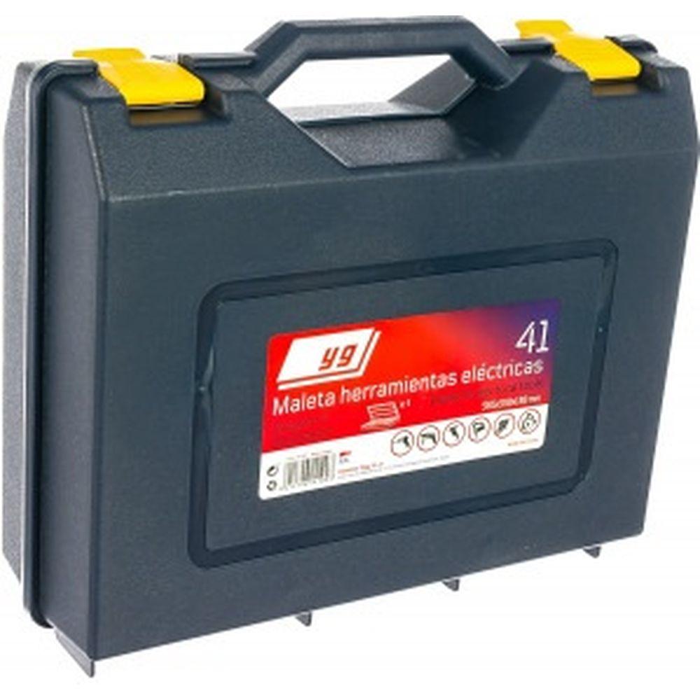 Кейс для электродрели + органайзер 38.5х33х13см №41 Tayg TAY-141003