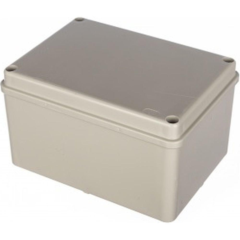 Распаячная коробка с крышкой и гладкими стенками ОП 150х110х85мм, IP44 TDM SQ1401-1261