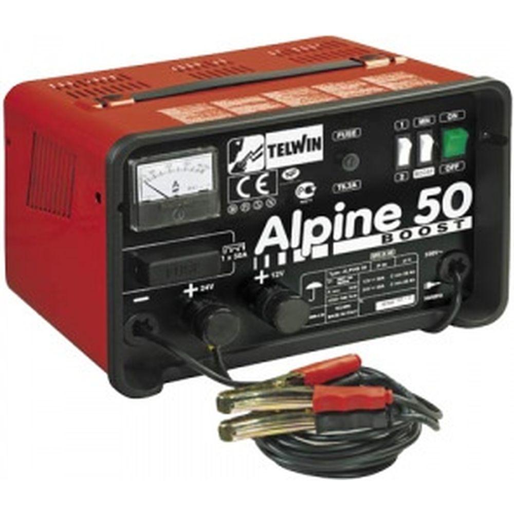 Зарядное устройство Telwin alpine 50 boost 230V 807548