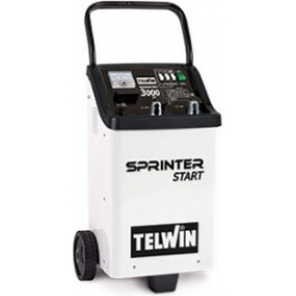 Пускозарядное устройство TELWIN SPRINTER 3000 START 230V 12-24V 829390