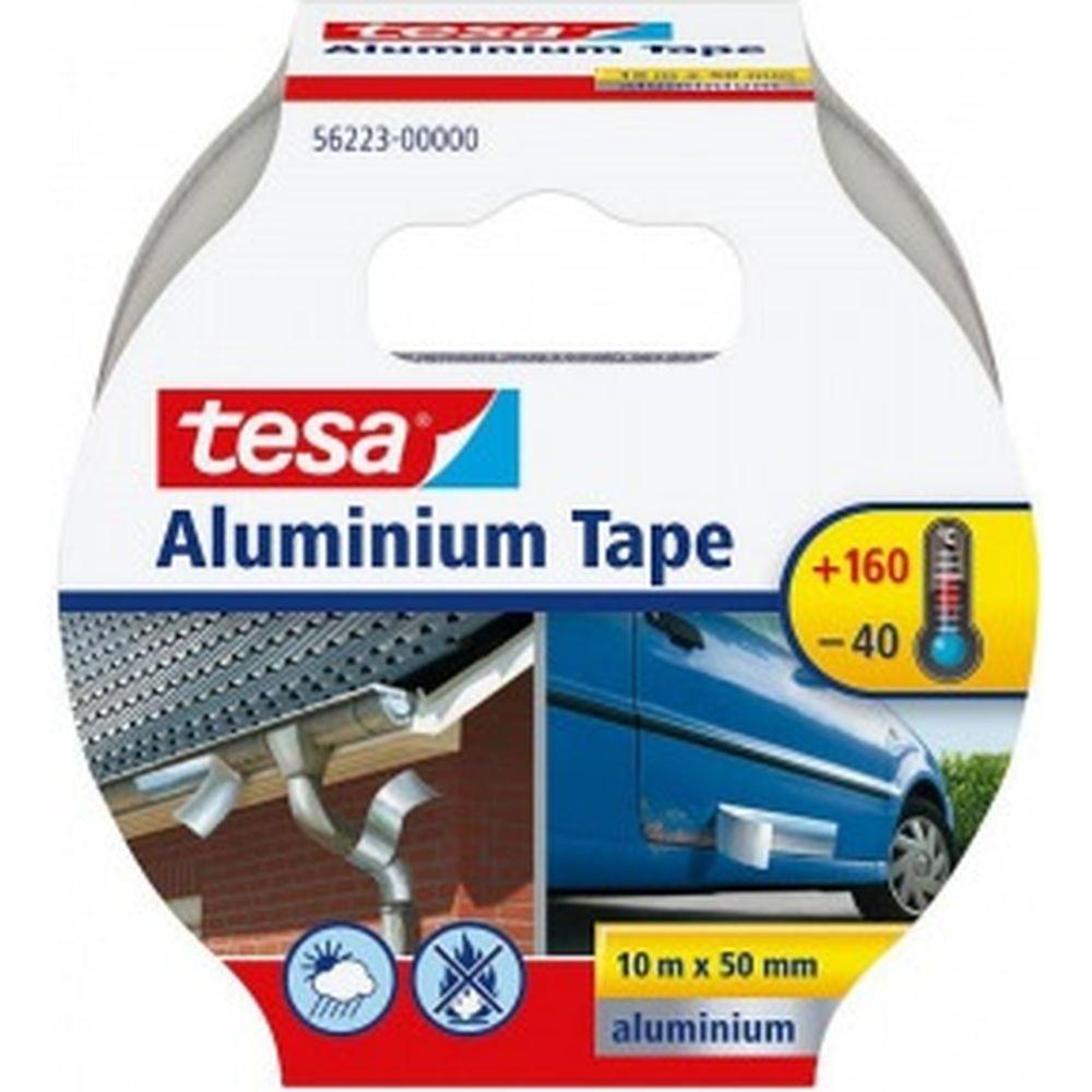 Алюминиевая лента Tesa 10м x 50мм 56223-00000-11