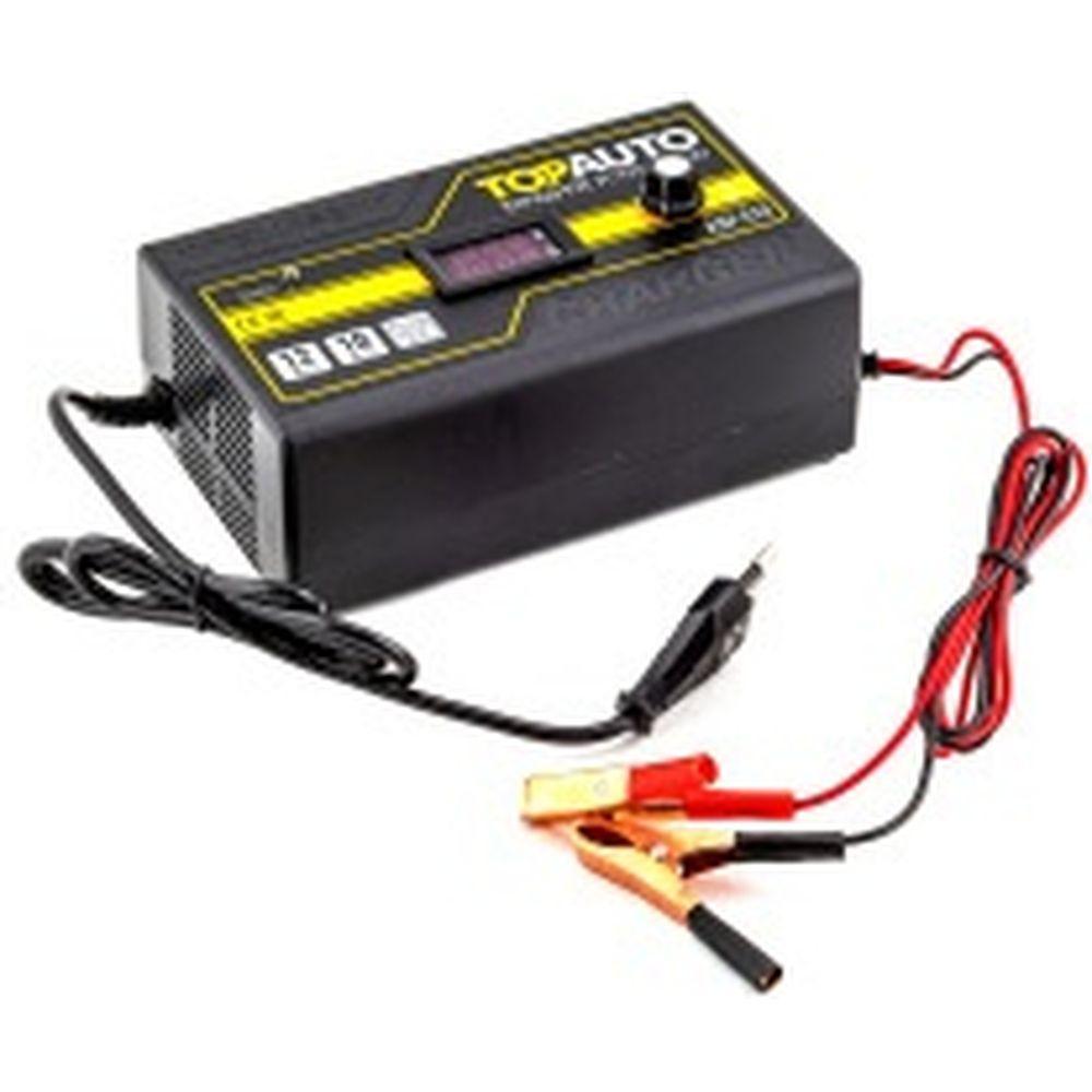 Автоматическое зарядное устройство 10А TOPAUTO ТОП АВТО АЗУ-510