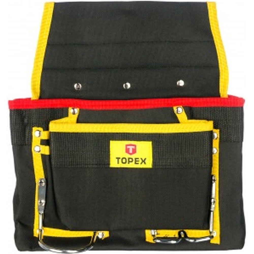 Карман для инструмента 8 отделений TOPEX 79R432