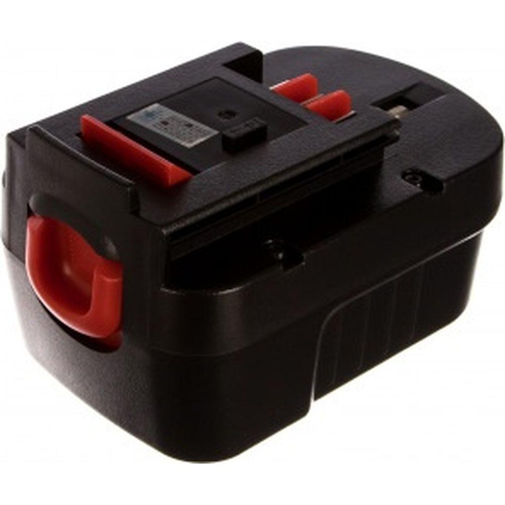 Аккумулятор для электроинструмента Black & Decker (Ni-Сd, 14.4В, 1.5Ач) TopON PN: A14 TOP-PTGD-BD-14.4-1.5