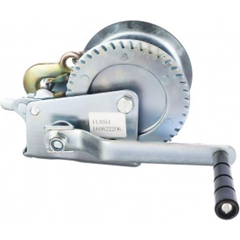 Ручная барабанная лебедка TOR TOR ЛФ-1200 (FD) г/п 0,5 т, длина троса 10 м 113051