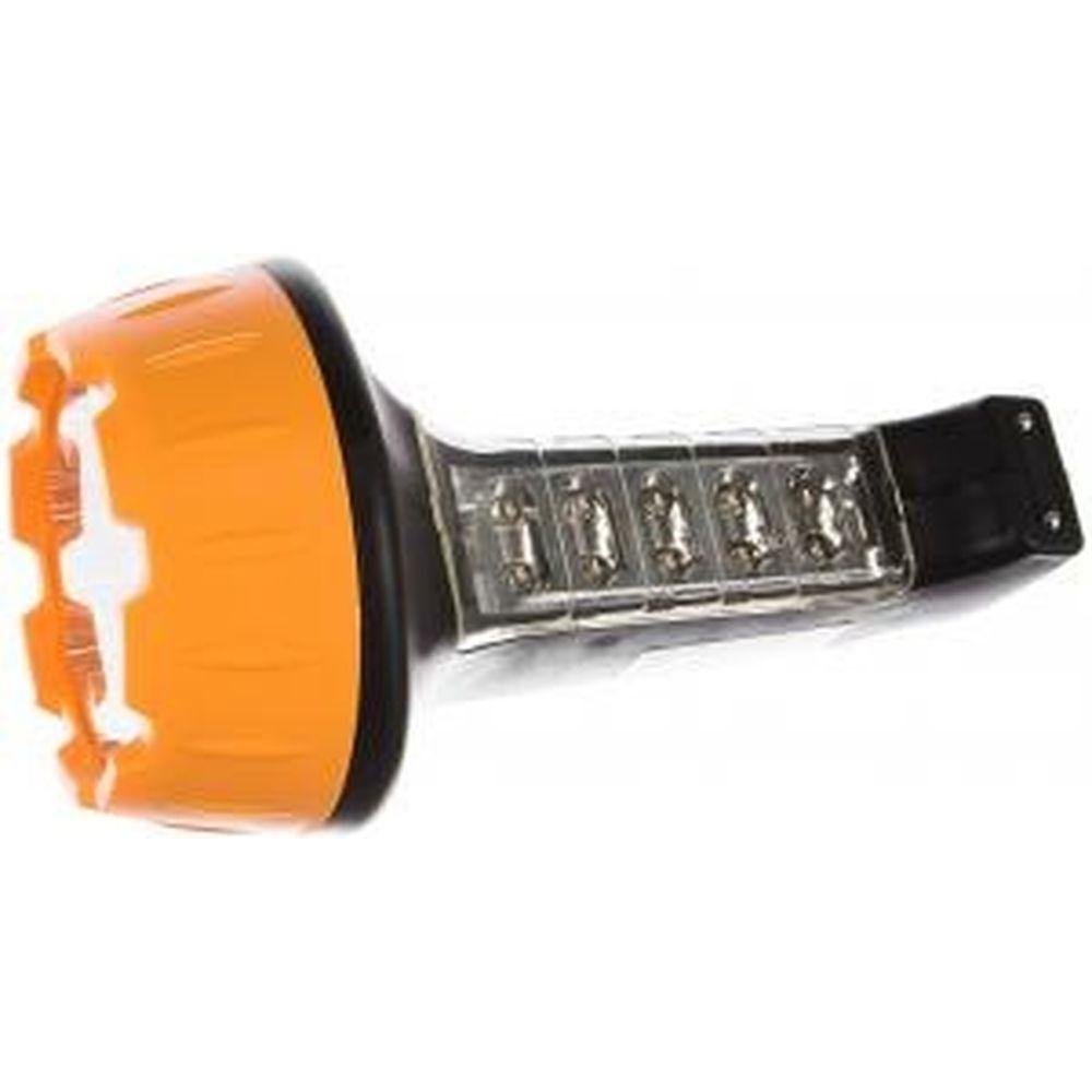 Аккумуляторный фонарь 15+10 LED Ultraflash LED3819 10974