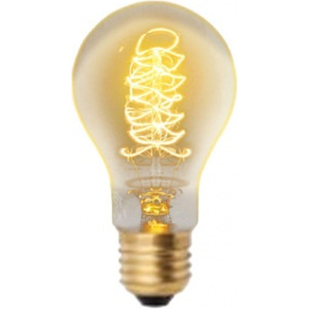 Лампа накаливания Uniel VINTAGE IL-V-A60-40/GOLDEN/E27 CW01 UL-00000475