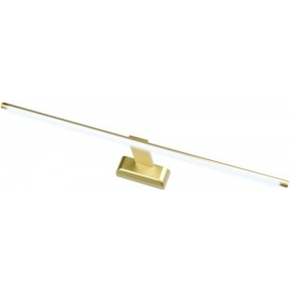 Светодиодный светильник для подсветки картин и зеркал Uniel ULT-F32-9W/NW IP20 GOLD UL-00003348
