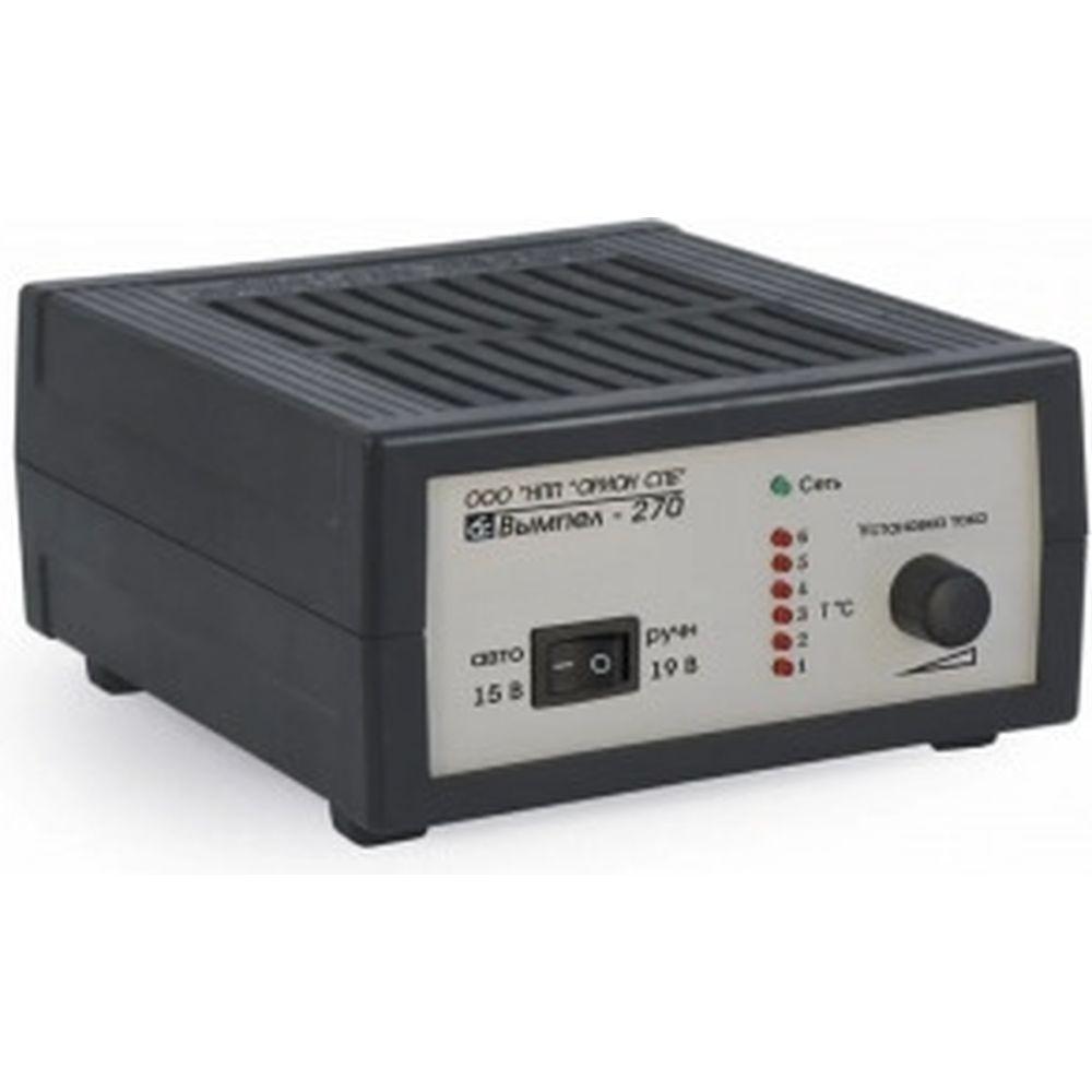 Зарядное устройство 0-7А,12В Вымпел НПП Вымпел-270 2020