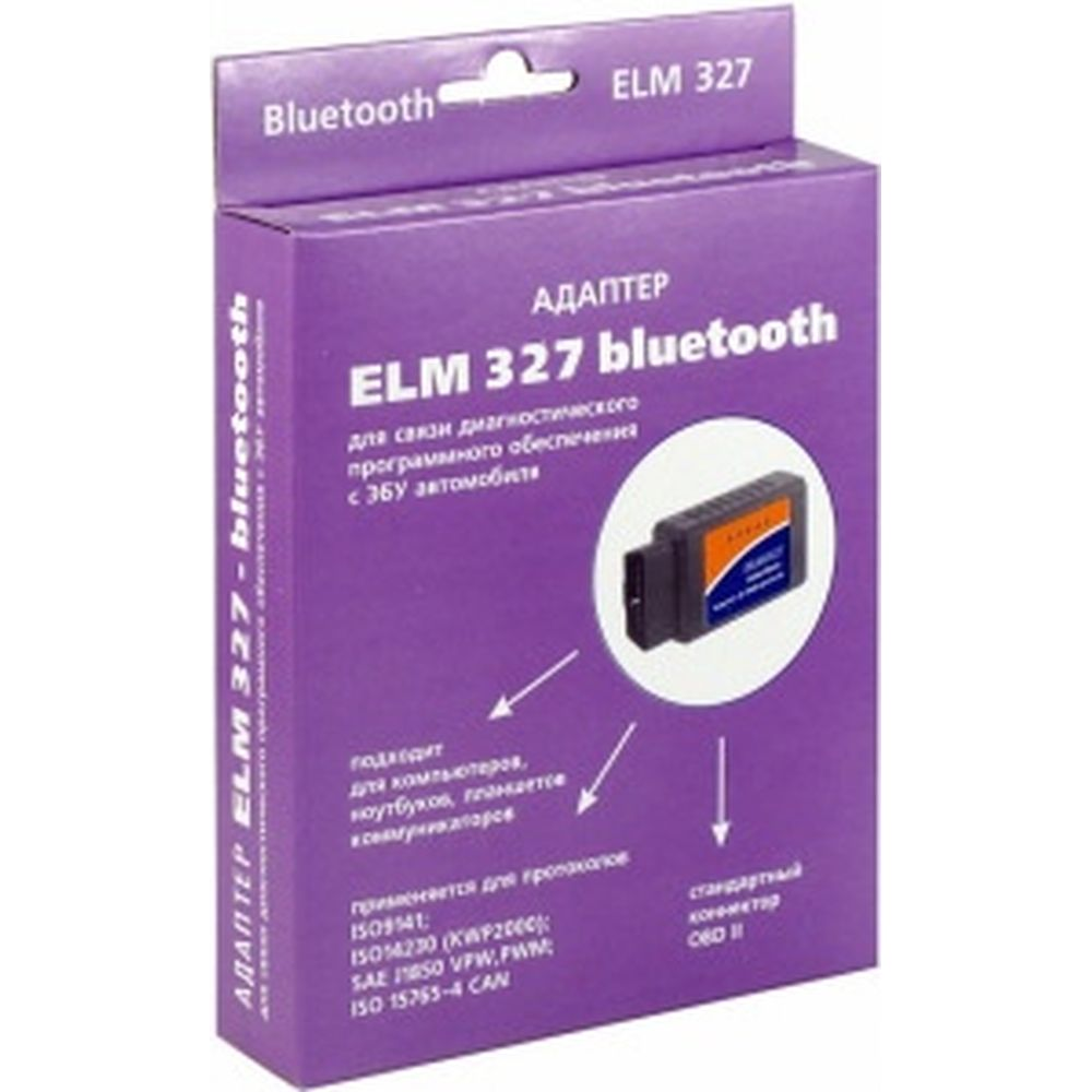 Адаптер ELM 327 Bluetooth Вымпел 3003