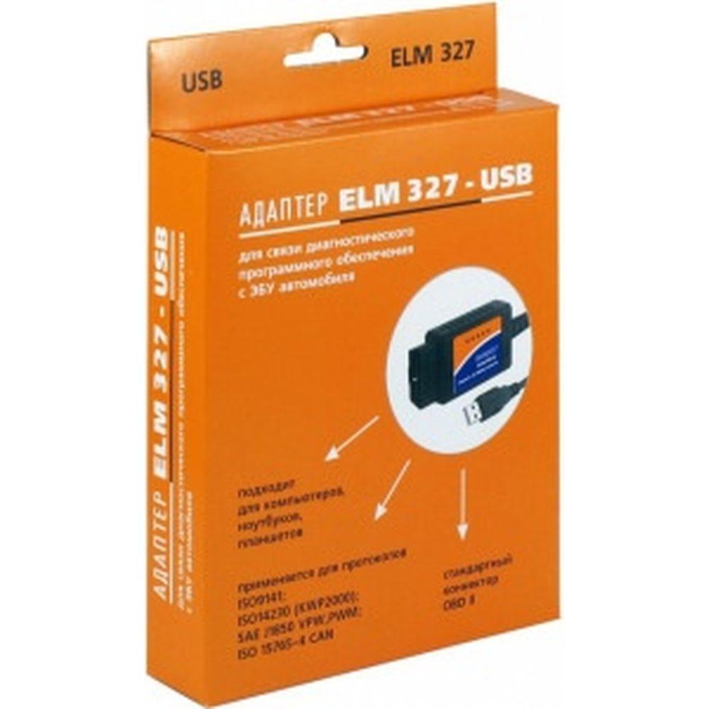 Адаптер ELM 327 USB Вымпел 3005