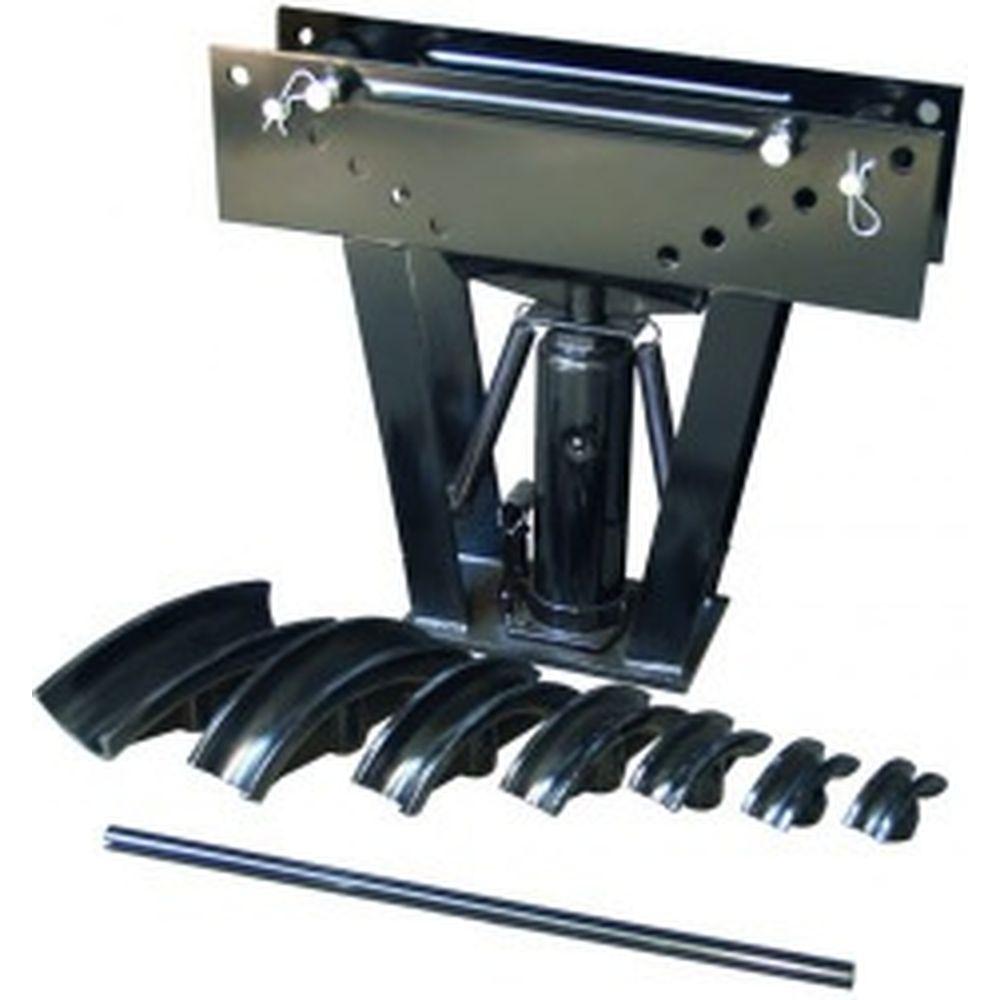 Гидравлический трубогиб (усилие 16 т, для труб 12,7-76,2 мм) WIEDERKRAFT WDK-87016