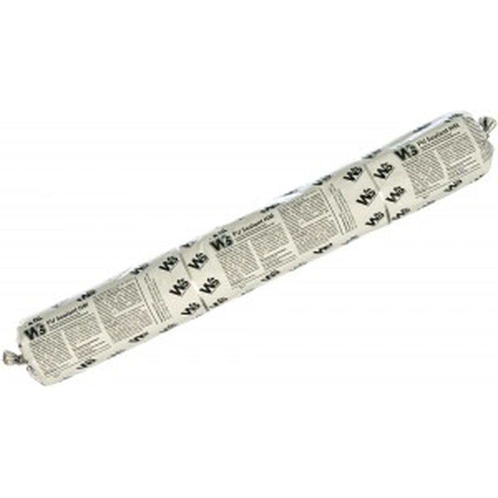 Полиуретановый герметик WINDOW SYSTEM PU Sealant HM 600 GRAY, серый RAL 7030, 600 ml WSGRAL030