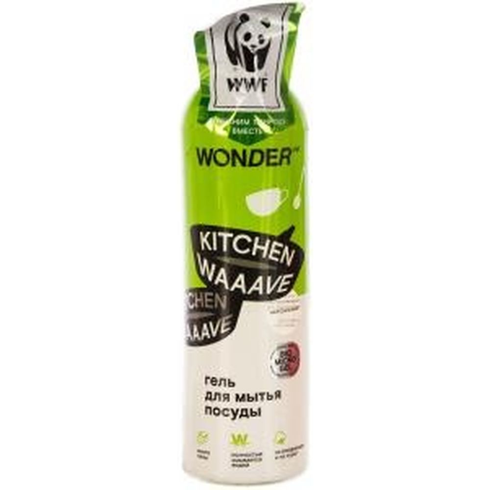 Гель для мытья посуды WONDERLAB Kitchen Waaave нейтральный WL500KWN