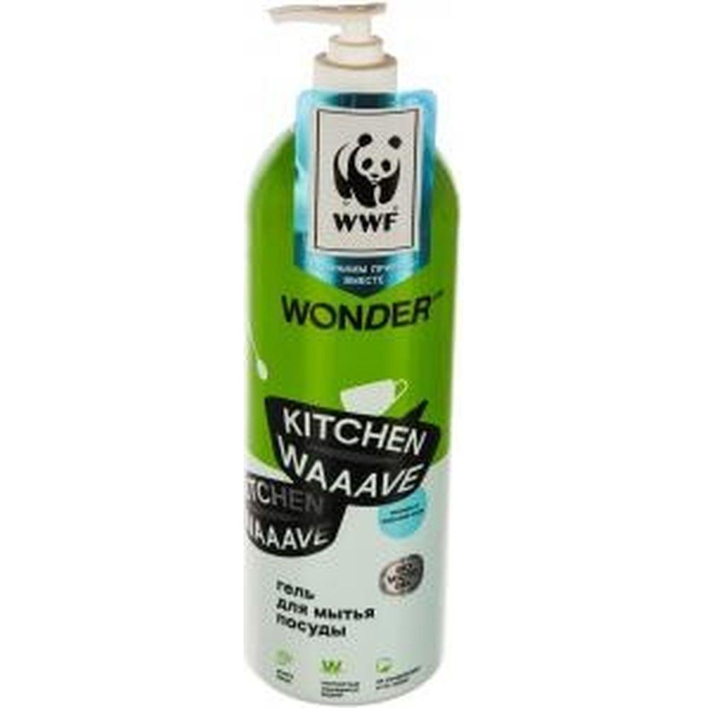 Гель для мытья посуды WONDERLAB Kitchen Waaave жасмин и морская соль WL1000KW3