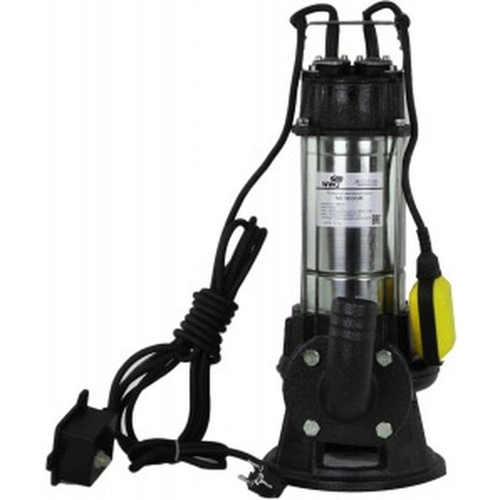 Дренажно-канализационный насос с измельчителем WWQ NB-1800GM