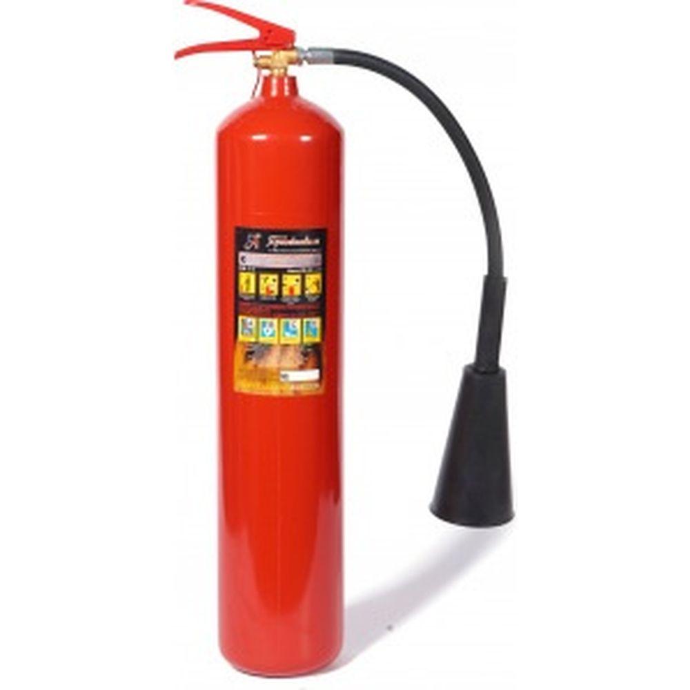 Огнетушитель углекислотный Ярпожинвест ОУ-5 ВСЕ