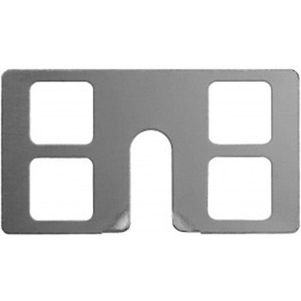 Крепление для установки маячковых профилей ЗУБР КРЕММЕР 100 шт, 30950-100